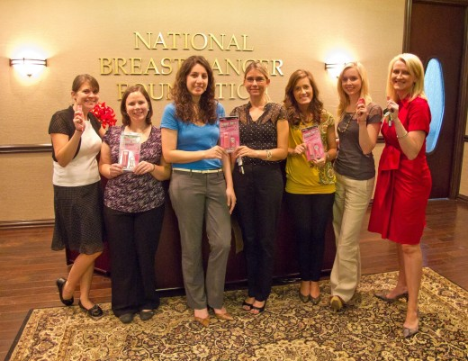 NBCF Posing With SABRE