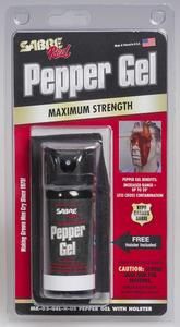 MK-3-GEL-H-US Sabre Red pepřový sprej gel