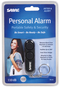 PA-01 Sabre Red osobní alarm