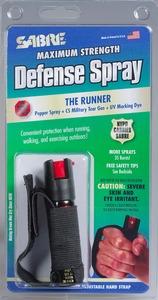 pepřový sprej SABRE pro běžce